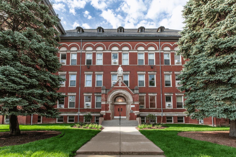 Chicago International Charter School (CICS) – Classroom and Office Renovation exterior1