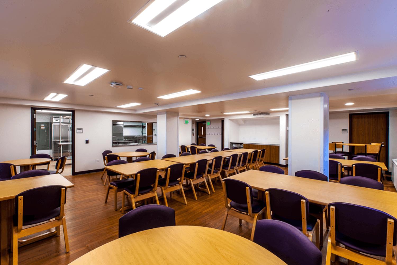 Northwestern University – Phi Gamma Delta Renovation dining