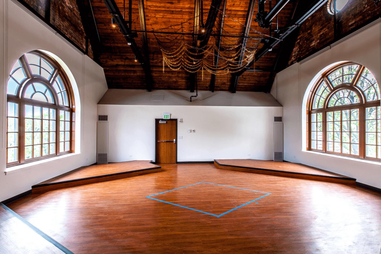 Northwestern University – Phi Gamma Delta Renovation gym room