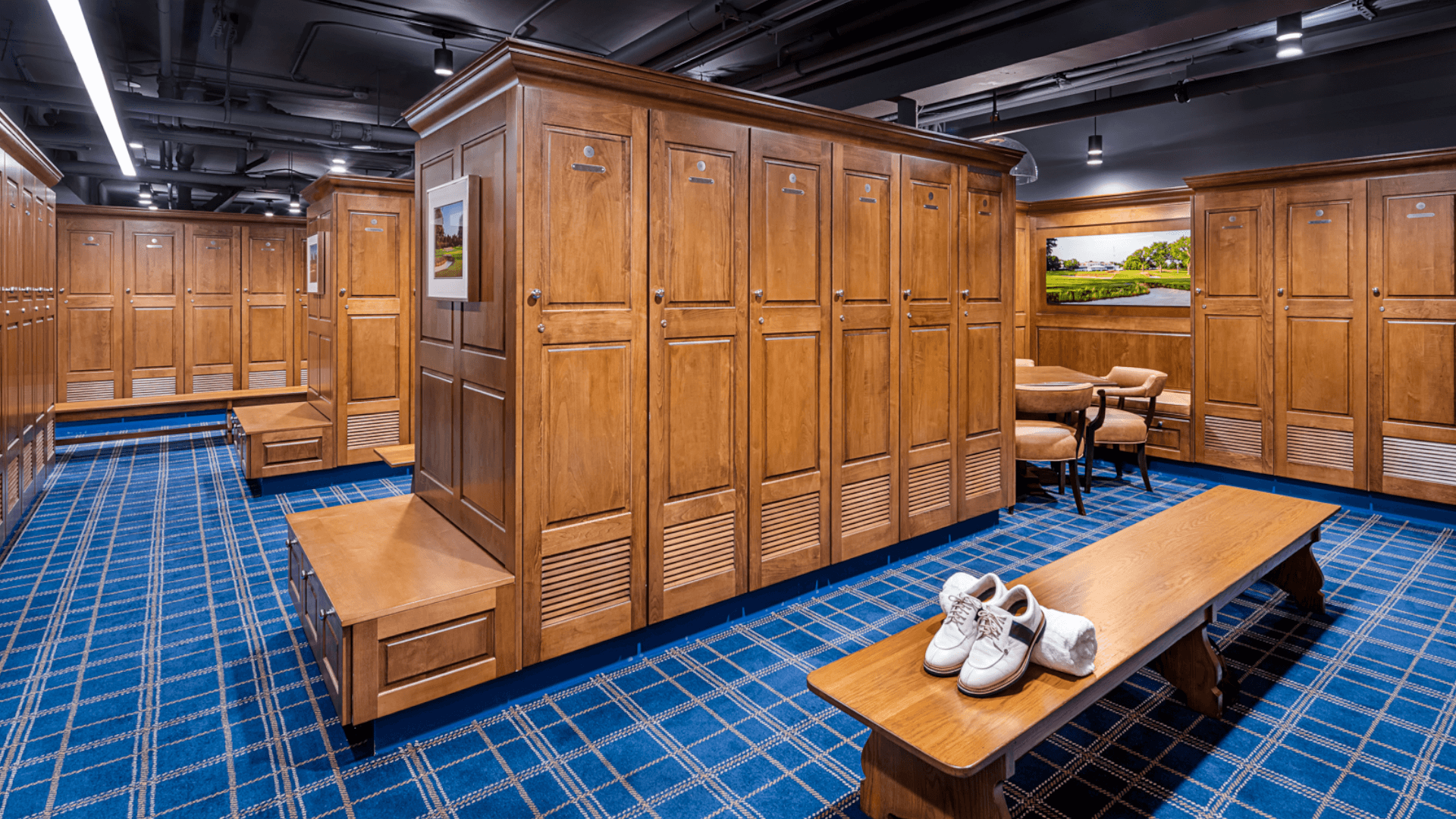 Men's and Women's Locker Room Renovation at Westmoreland Country Club