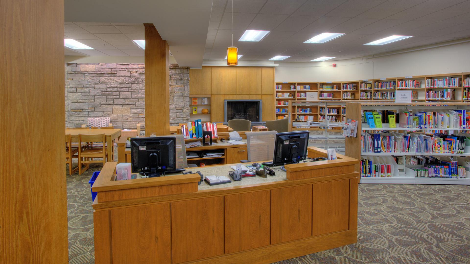 Wilmette Public Library District Renovation
