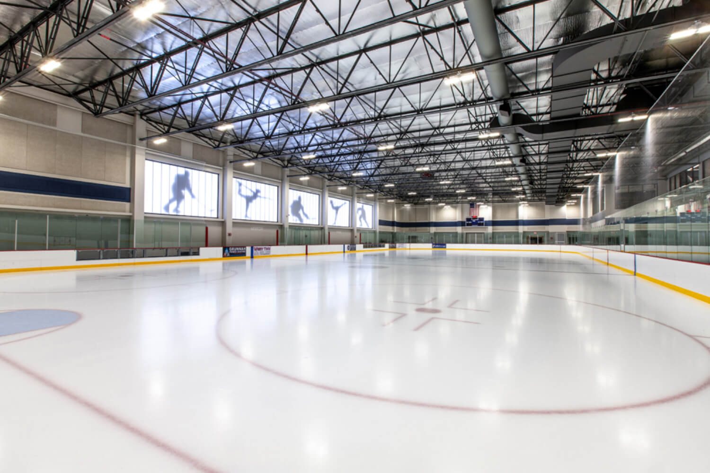 Glenview Community Ice Center RInk 2