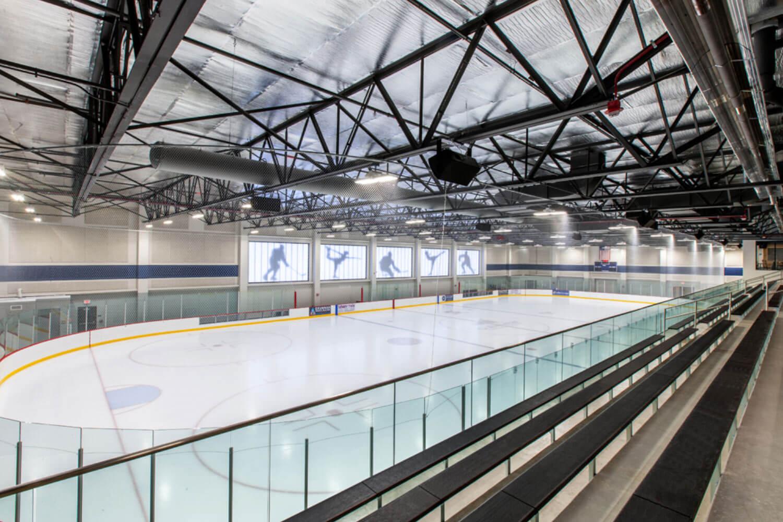Glenview Community Ice Center Rink