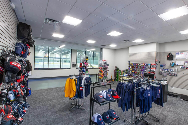 Glenview Community Ice Center Store