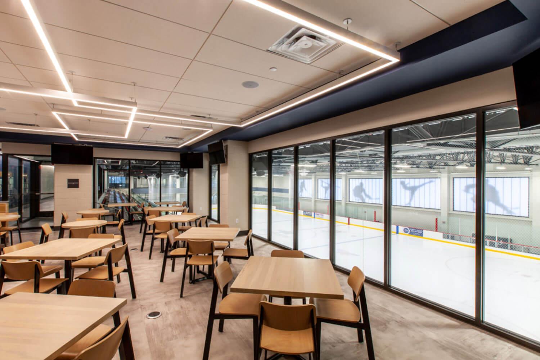 Glenview Community Ice Center north branch rink 2