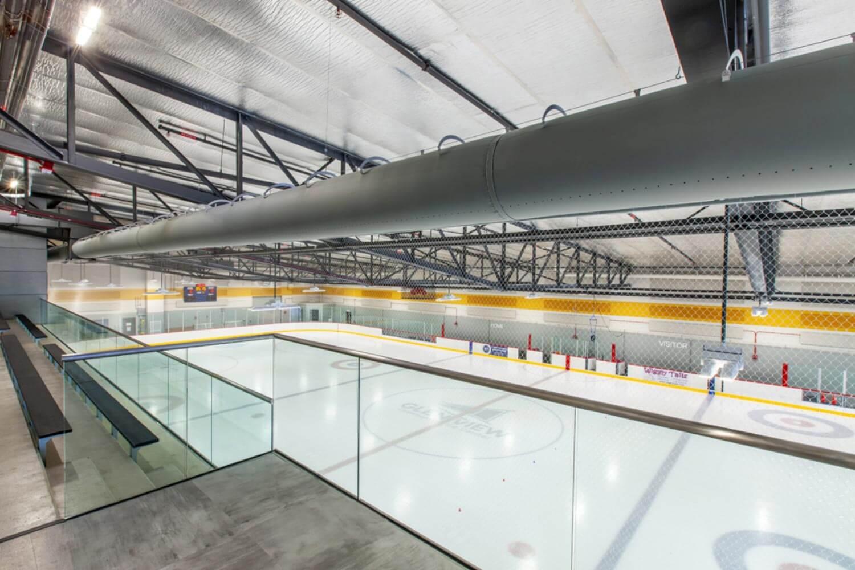 Glenview Community Ice Center rink 3